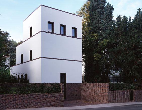 schroeder haus o m ungers architektur pinterest. Black Bedroom Furniture Sets. Home Design Ideas