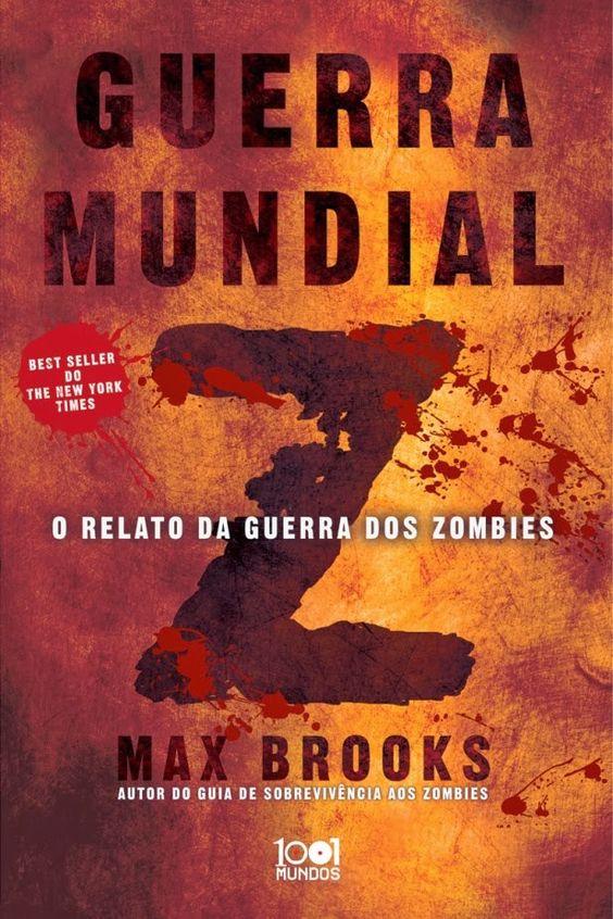 Com Guerra Mundial Z, o norte-americano Max Brooks faz uma paródia dos guias de sobrevivência convencionais e expõe a paranoia coletiva que ...