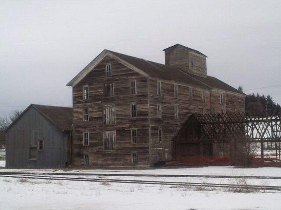 Old Flour Mill, photo by Genia Seghetti