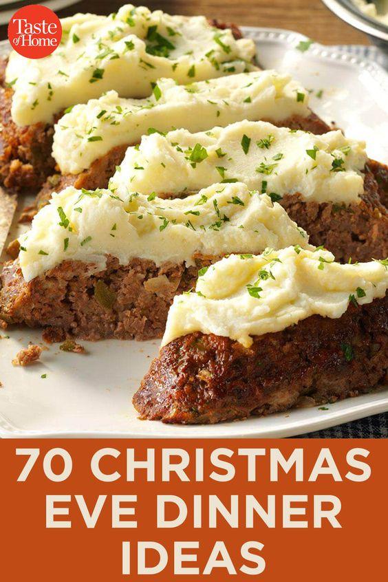 70 Christmas Eve Dinner Ideas