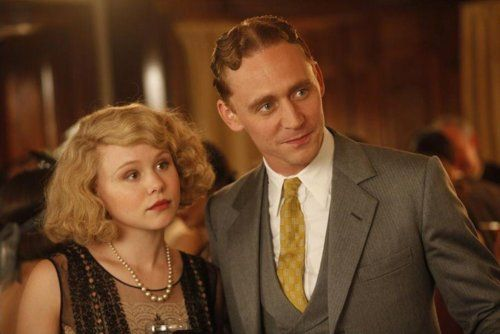 """The moment you realize Fitzgerald is Loki and Zelda is Lindsey Lohan's sidekick in Confessions of a Teenage Drama Queen... you're like, """"Excuse me, What?"""": Hiddleston Midnight, F Scott Fitzgerald, Zelda Fitzgerald, Favorite Movie, Scott Fitzgerald Quotes, Tom Hiddleston"""