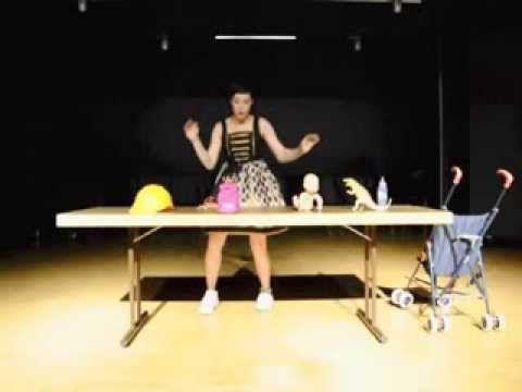 Recitation Pour Voix Seule N 8 G Aperghis I Lisa Tatin Youtube Wrestling Wrestling Ring Sports