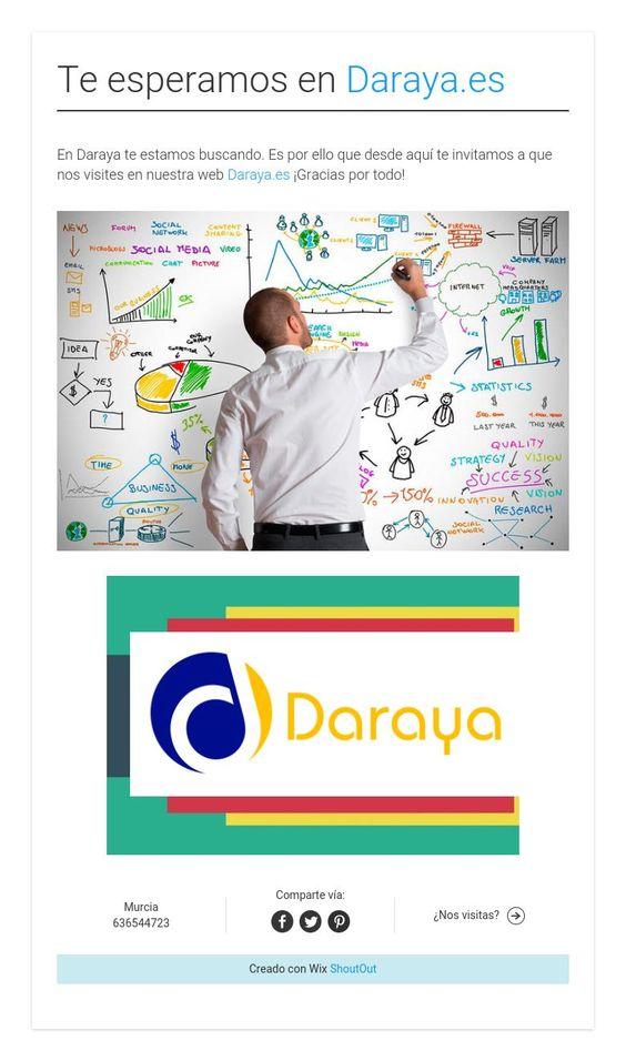 Te esperamos en Daraya.es