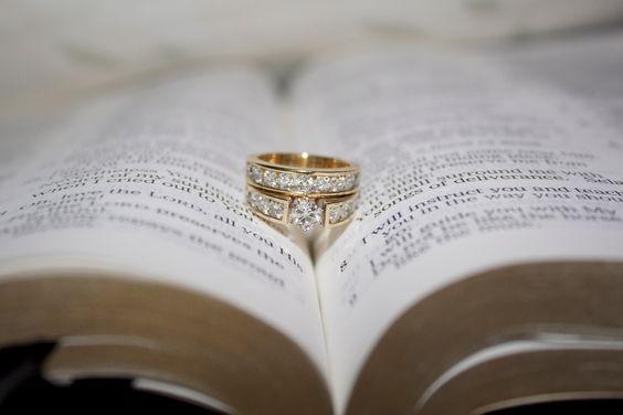 Wedding Ring Bible