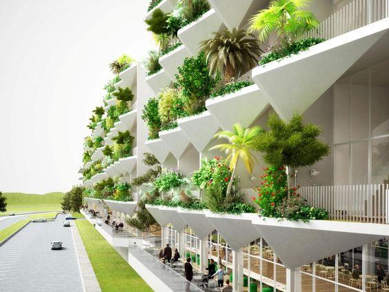 Sanya Block 5 / NL Architects