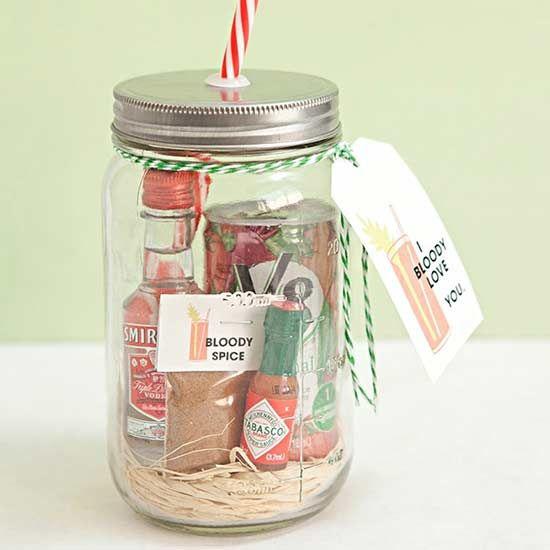 small mason jar gift ideas eskayalitim