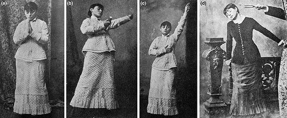 """""""Behavioural"""" experiments under hypnosis at the Budapest clinic of the Department of Mental Health and Pathology in 1899"""