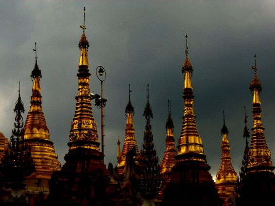 Burma: It's not China—not even close