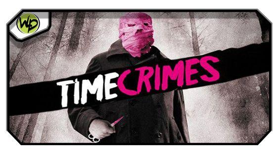 Crimes Temporais (Los cronocrímenes) - Indicação, Review, Análise ou Crí...