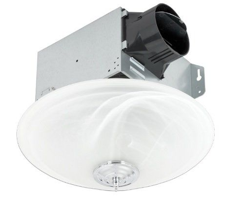 Delta Breezgreenbuilder Gbr100led Decor 100 Cfm Exhaust Bath Fan