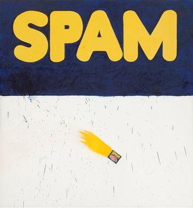 Ed Ruscha #spam