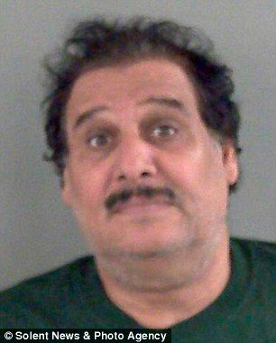 #HonorViolence Faleh Ghazi Albasman, 59, confessed to stabbing his 24-year-old daughter to death, saying he was 'boiling with anger' after she 'disrespected' him