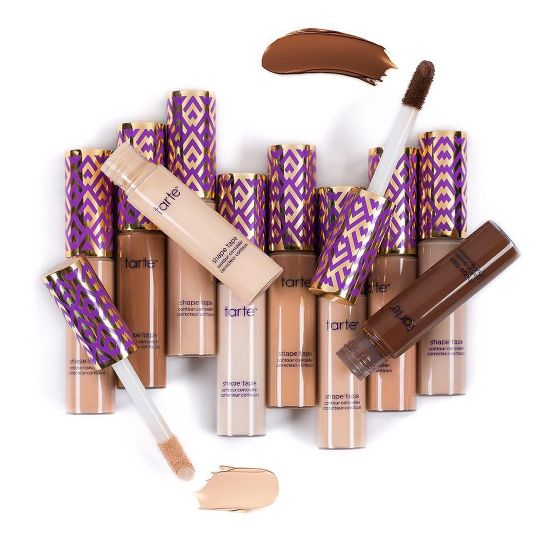 Tarte shape tape is one of the best products for the best makeup brands!