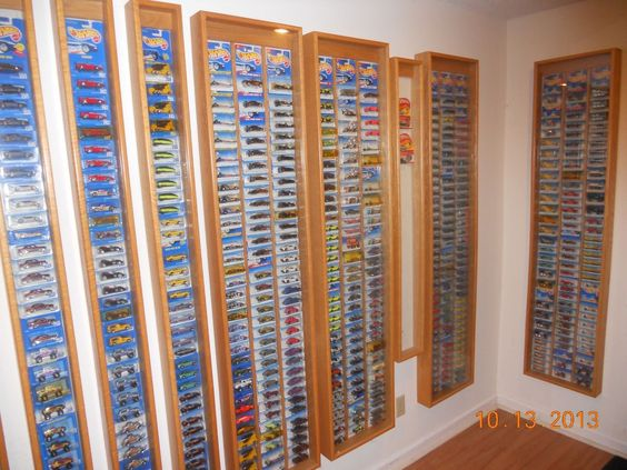 hot wheels display with lights - Google Search