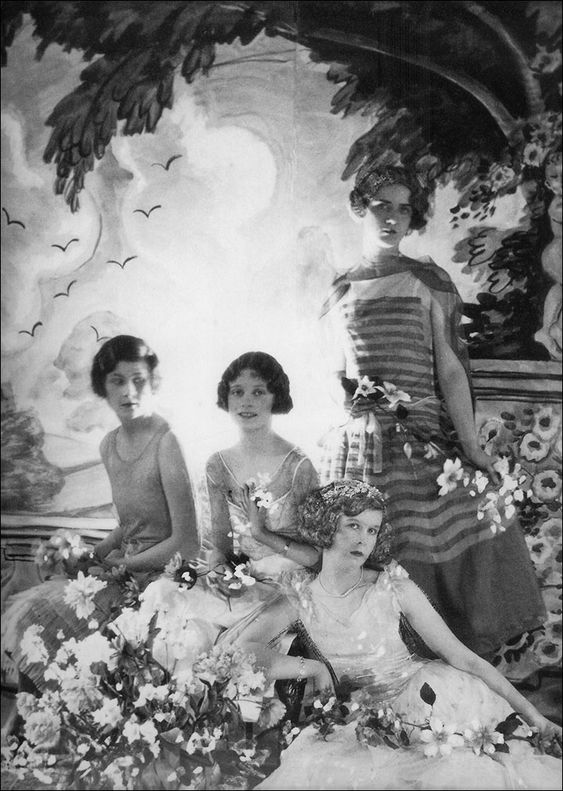 Fashion Photography, 1920. Foto: Cecil Beaton.