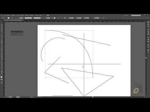 VideoCorso Illustrator CC Lezione 06 - Strumenti Base, Navigazione, Unità Di Misura, Righelli, Guide - YouTube