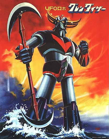 Ufo Robot Grendizer: Giant Robots Mecha, Anime Comics Toys, Grendizer Robot, Cartoons