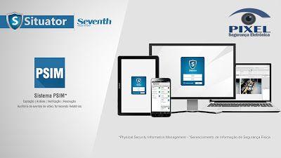 A Seventh lança uma nova configuração de servidores e câmeras totalmente web durante o Exposec 20...