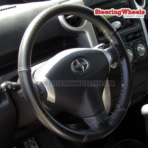 Scion 2004 Xb Wheelskins Steering Wheel Cover Euro Perforated