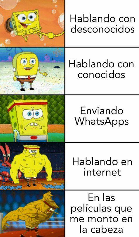 Yo Y Mis Yos Memes Risas Memesespanol Instagram Fotos Chistes Top Comic Love Hoy Friends Am Funny Spongebob Memes Crazy Funny Memes Spongebob Funny
