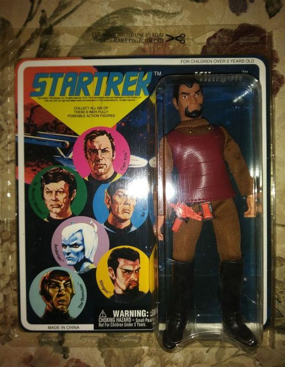"""MEGO Horror series set of 6 8/"""" Figures Officially licensed ALL NEW"""