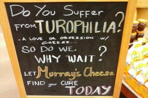 Turophilia??