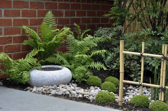 Attractive Japanese Style Garden | Fern Fanatic | Pinterest | Japanese Style, Gardens  And Japanese Garden Design Great Pictures
