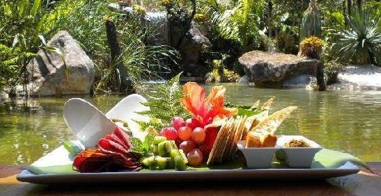 A selection of organic, free range, local delicacies from Coromandel NZ.   YUM!  http://www.thelostspring.co.nz/