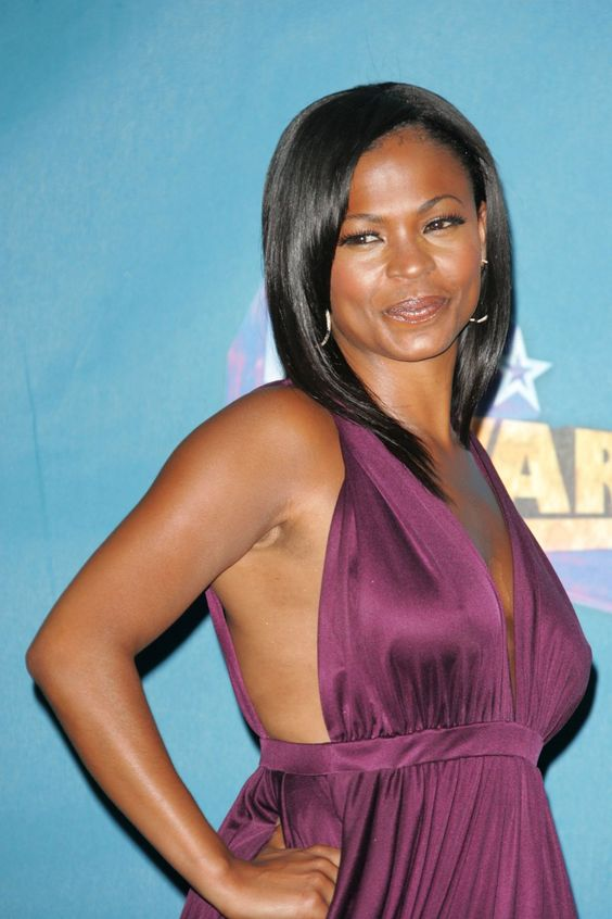 American Actress Nia Long ...  Hot celebrity Hairstyles...