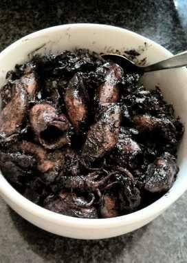 Masak Cumi Hitam : masak, hitam, Resep, MasaKan