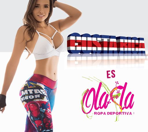 Costa Rica es OLA-LA ROPA DEPORTIVA, Seguimos expandiendo nuestro territorio para llevar a cada una de nuestras Fans un mundo nuevo, único y diferente a la hora de hacer deporte…  OLA-LA es como tú... + fitness + Crossfit + GYM  REF: 4127 Contacto Whatsapp +506 88379042. Ola-la Ropa Deportiva Costa Rica www.olalamoda.com #Costarica #Olalacostarica #Ropadeportivacolombiana #Leggins #Blusas #Shorts #Faldas #GYM #Enterizos #fitness #fitgirls #fitinspiration 