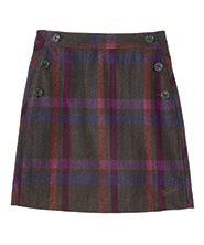 WOOLRICH! (Richville Plaid Skirt)