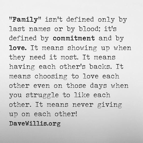 1000+ Family Love Quotes On Pinterest