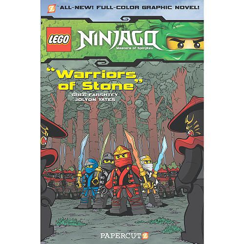 Media Tie In Graphic Novels: LEGO Ninjago Graphic Novel #6 Book Compare Price