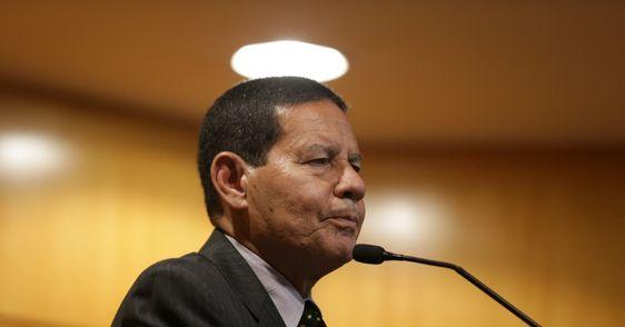 Mourão: é preciso relevar fala de Bolsonaro sobre contestar resultado da eleição