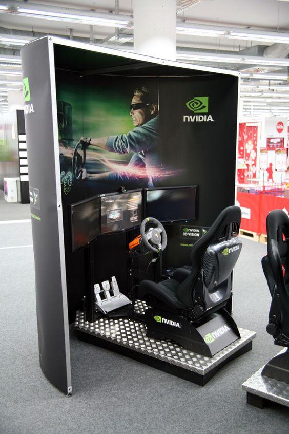 race star driving simulators sport seats sparco recaro race star nvidia 3d racing. Black Bedroom Furniture Sets. Home Design Ideas
