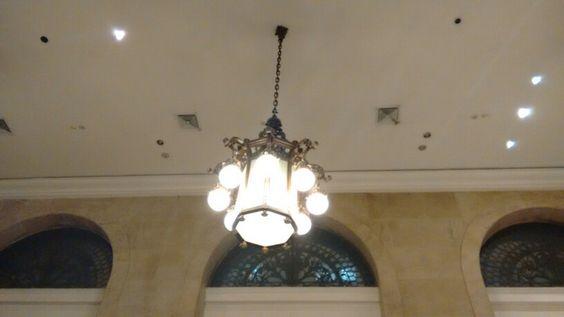 Iluminação CCBB