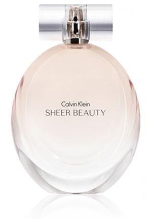 Parfum Calvin Klein Beauty Sheer Eau de Toilette femme