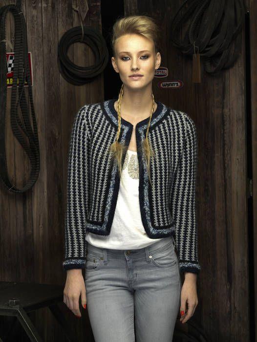 Das Woll-Atelier: Modell Valloire