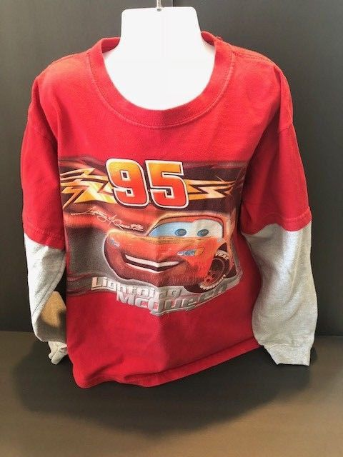 NWT BABY GAP BOYS PAJAMAS PJS shorts Disney Cars Lightning McQueen   u pick size