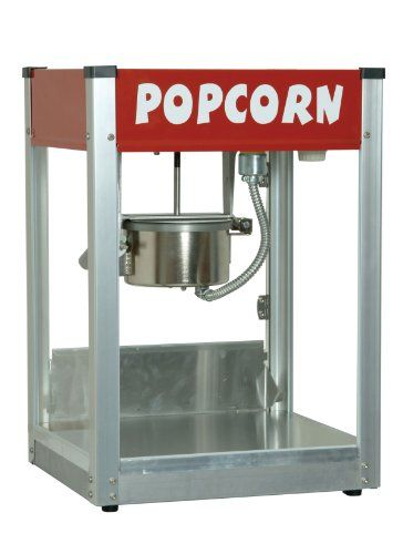 {Quick and Easy Gift Ideas from the USA}  Paragon TF-4 Thrifty Pop 4-Ounce Popper Popcorn Machine http://welikedthis.com/paragon-tf-4-thrifty-pop-4-ounce-popper-popcorn-machine #gifts #giftideas #welikedthisusa