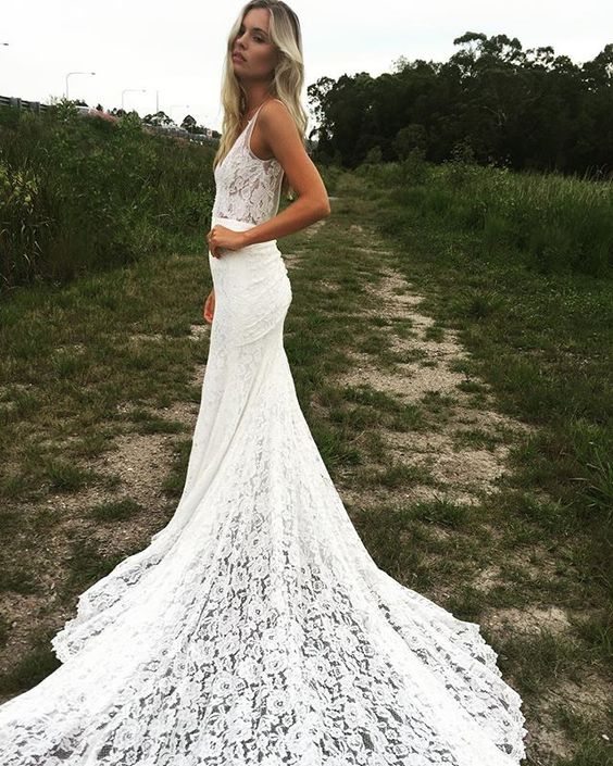 Frankie made with love bridal wedding dresses for Made with love wedding dresses
