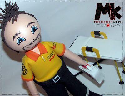 .: Fofucho SEM (Sistema d'Emergències Mèdiques)