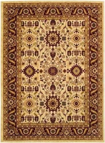 Couristan Rugs: Anatolia Antique Kashan Rug by COURISTAN INC. $503.64. Powerloomed. RECTANGLE. Collection: ANATOLIA. Rug colors may vary depending on screen resolution.. Color: CREAM/RED. Couristan Rugs: Anatolia Antique Kashan Rug. An easy way to make your home warm and inviting. Stylized in a traditional antique Persian fashion with intricately detailed designs, the Anatolia Collection brings old-world charm to todays most treasured home interiors. Each pattern features a plu...