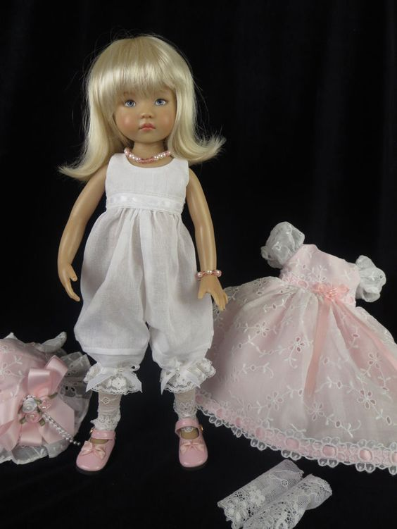 Eyelet Organdy Fits Effner 13 Little Darling Betsy McCall Littlecharmersdoll | eBay