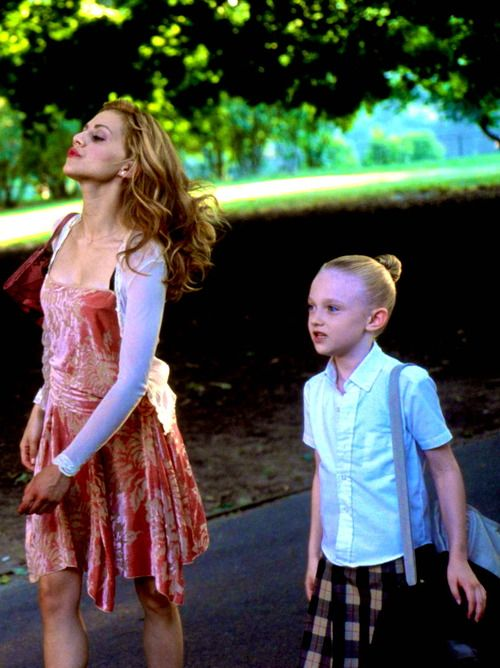 Britanny Murphy and Dakota Fanning; my favorite movie. Two great actresses.