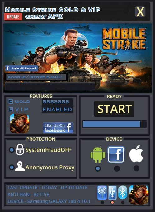 Android-iOS] Mobile Strike Cheats No Survey No Password Mobile ...