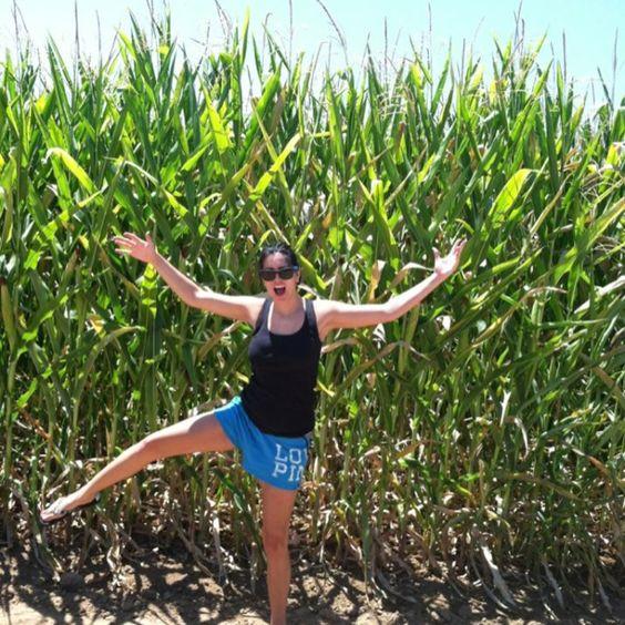 Pretending to grow like corn