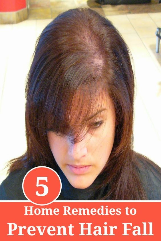 How To Stop Hair Loss Home Remedies