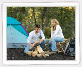 Great ideas to make camping easier.